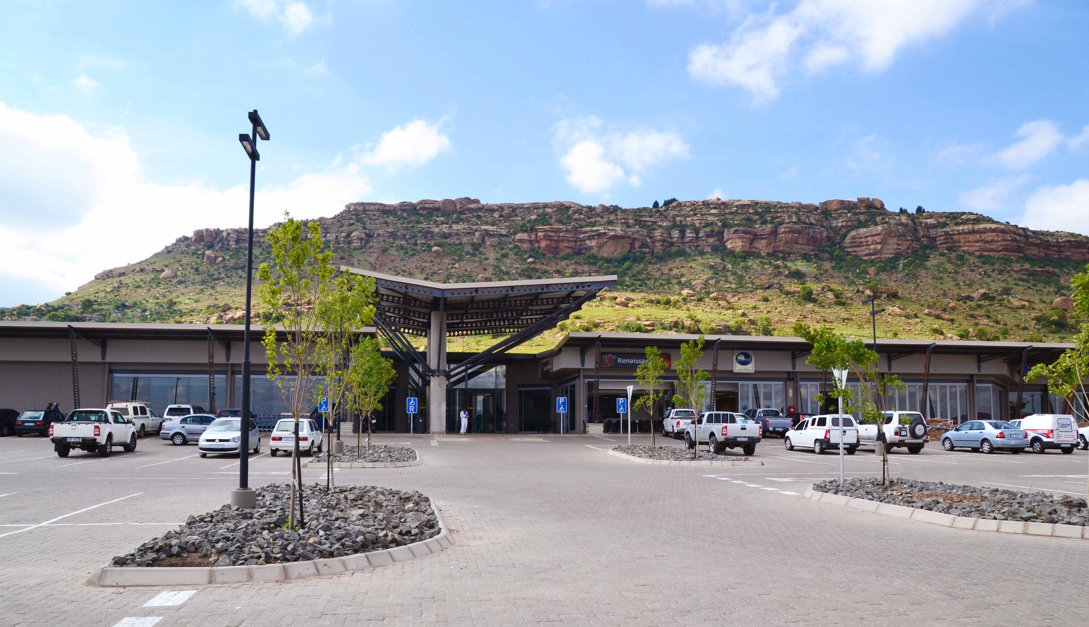 Maseru Mall