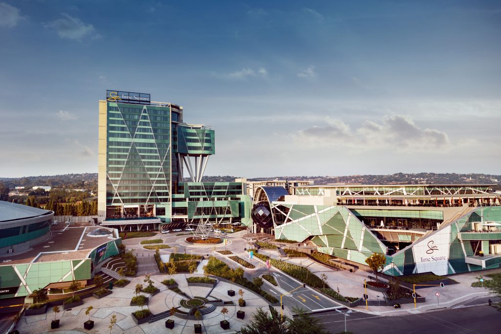 Time Square Casino, Arena and Hotel Development