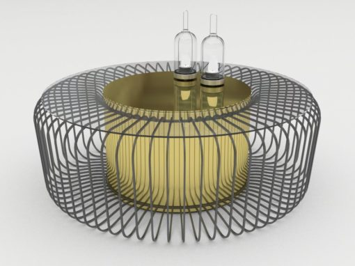 Coffee Table Design Proposal