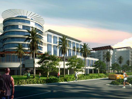 Hilton Luthuli Bay Hotel Proposal