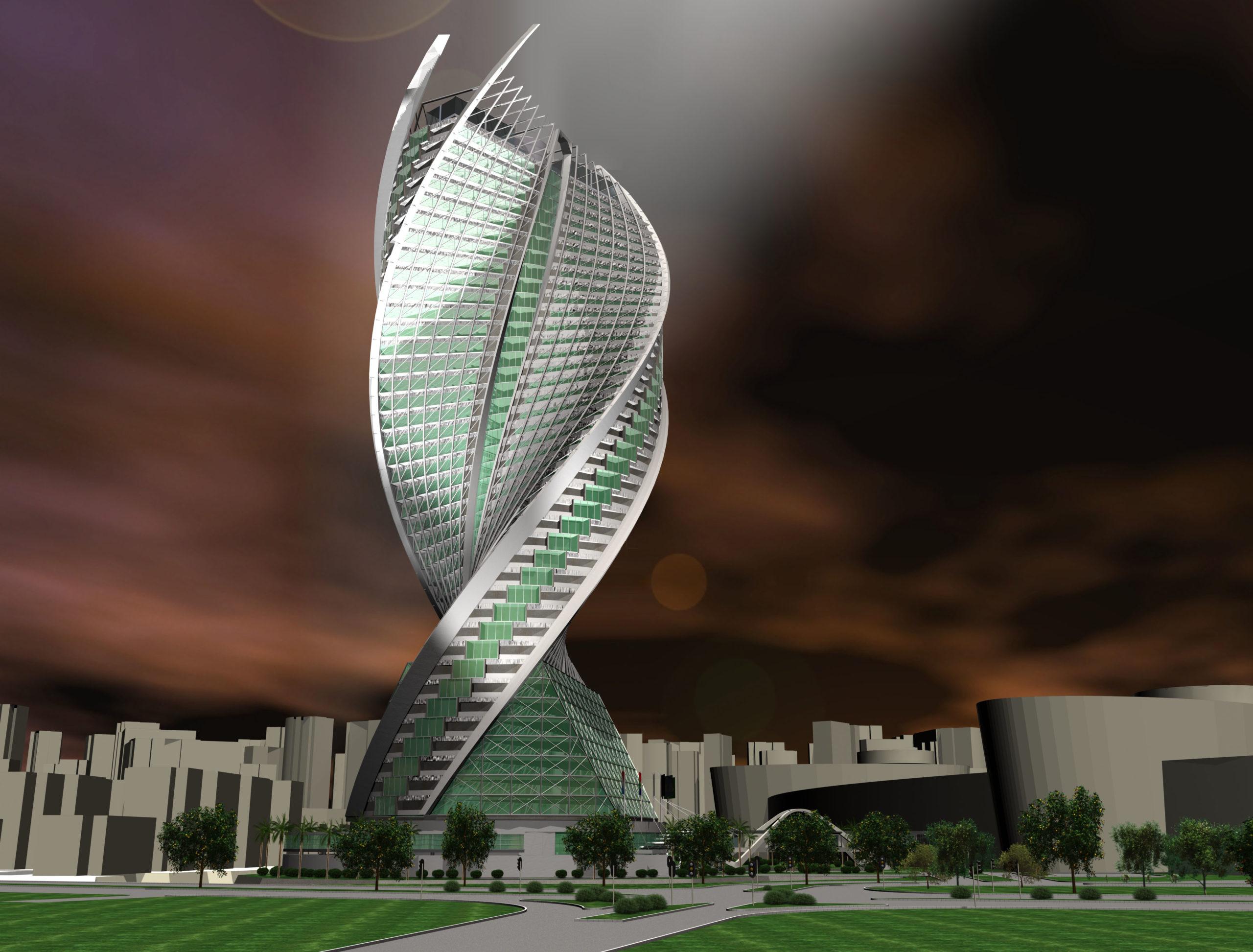 Helix Hotel Proposal