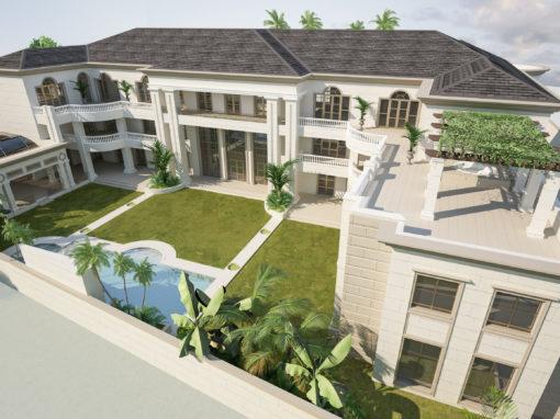 Residential Proposal (Lagos, Nigeria)