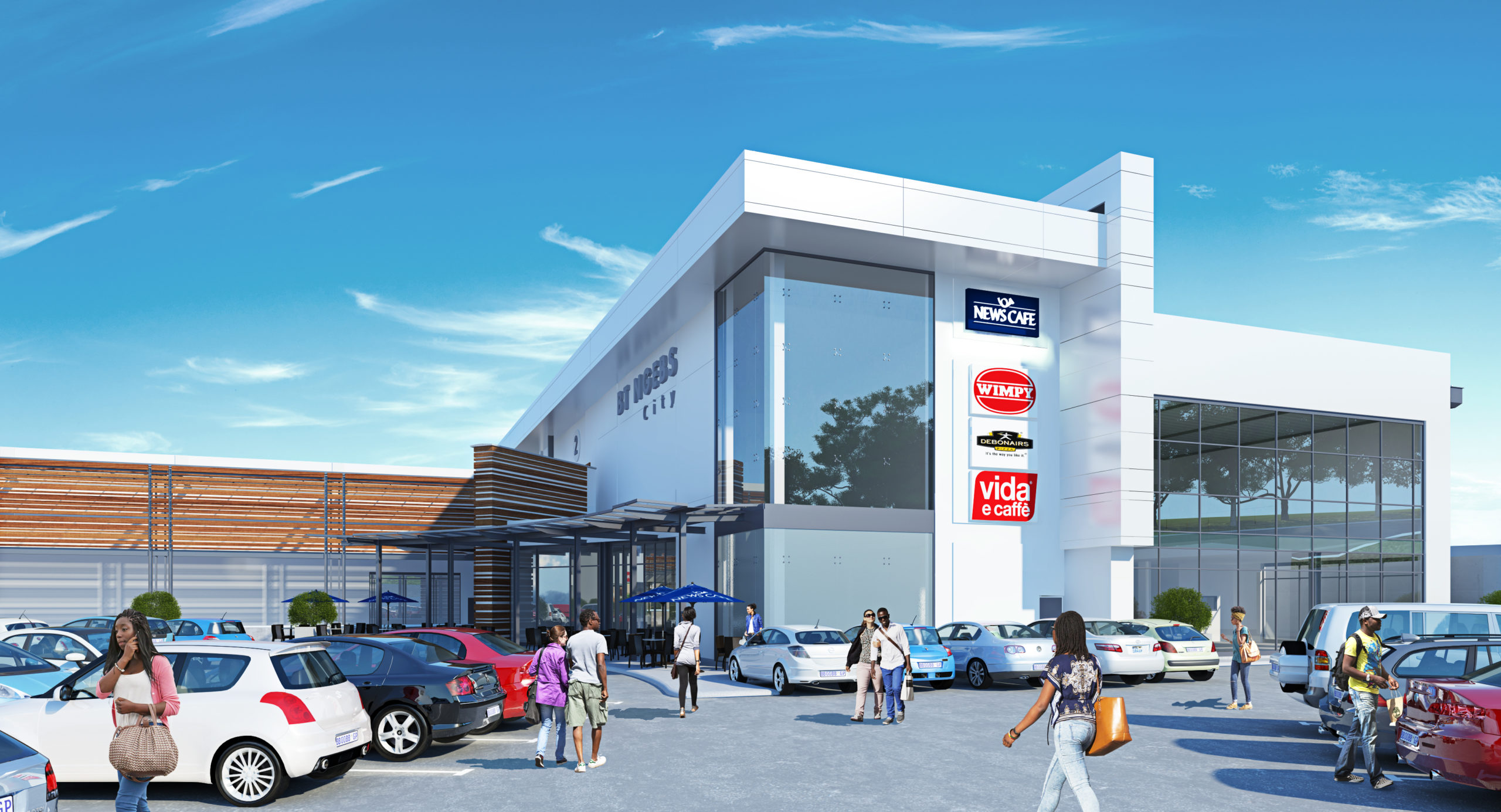BT Ngebs City Mall