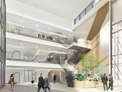 Waterfall Corporate Campus Interiors | Various Buildings