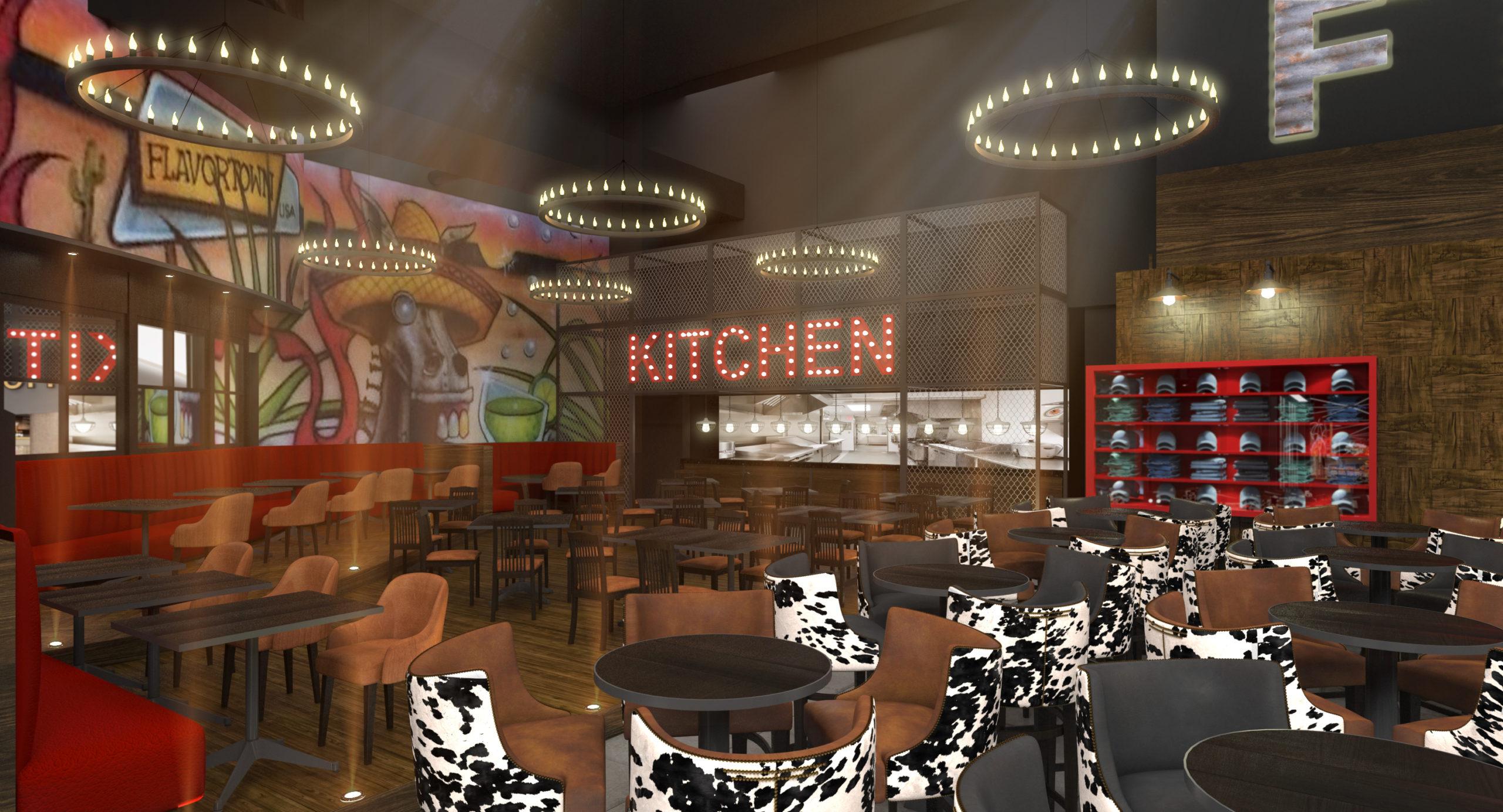 Guy Fieri Restaurant : Time Square Casino