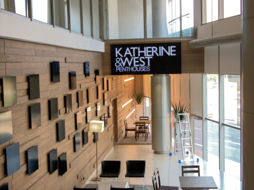 Katherine & West Apartments and Offices