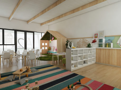 Little Hill Montessori | The Reid