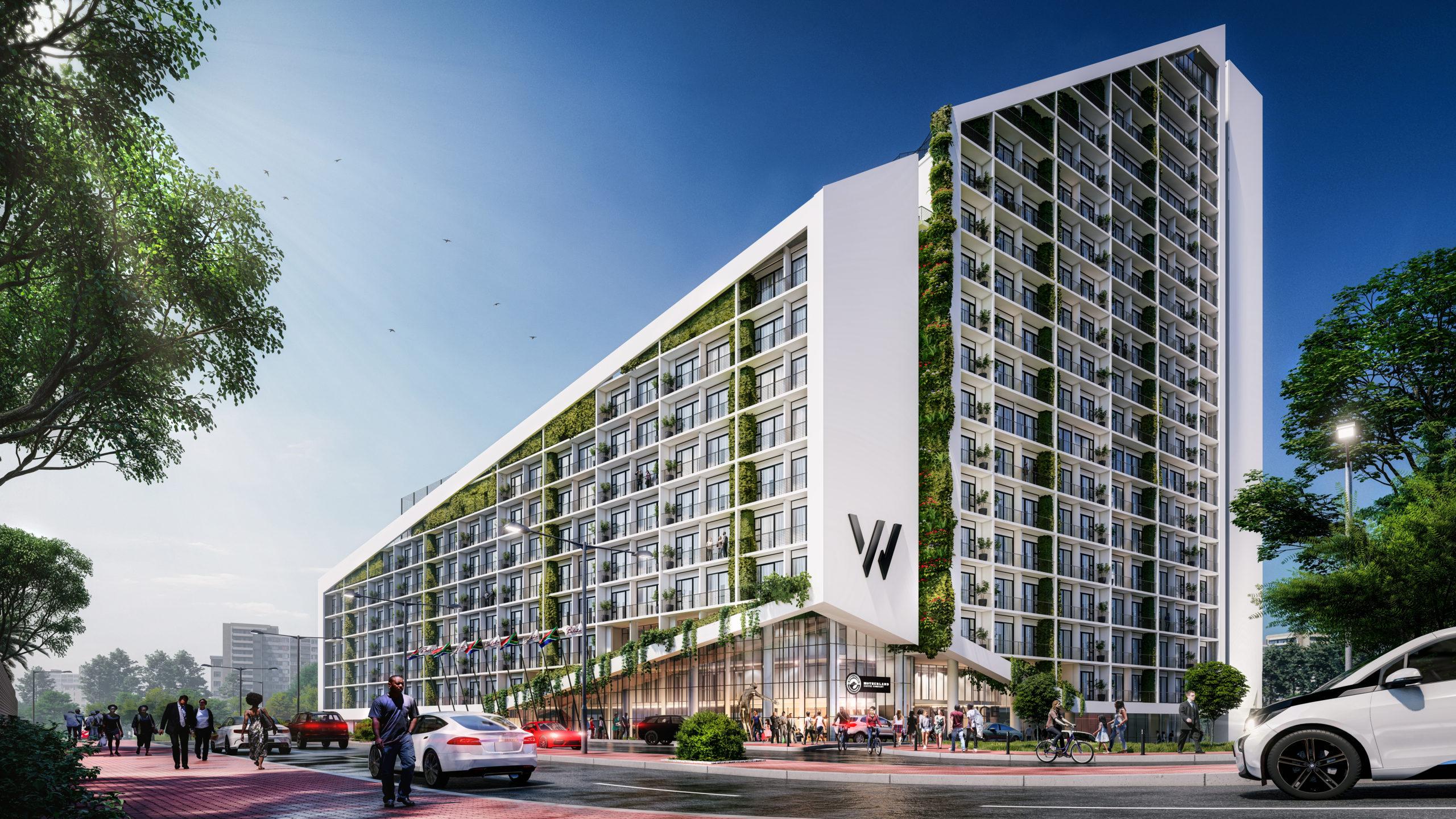 Wedgewood Apartments