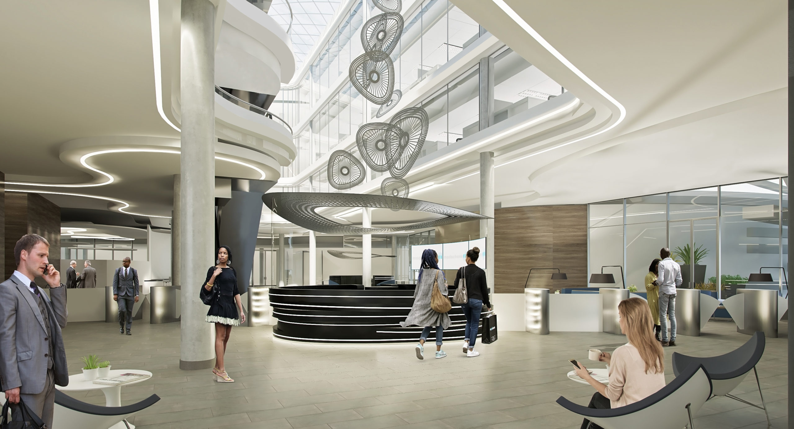 Corporate Offices Proposal