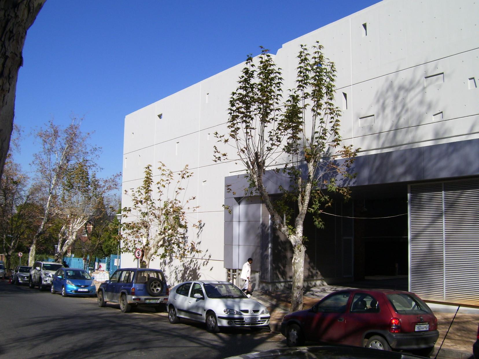Parklands Data Centre