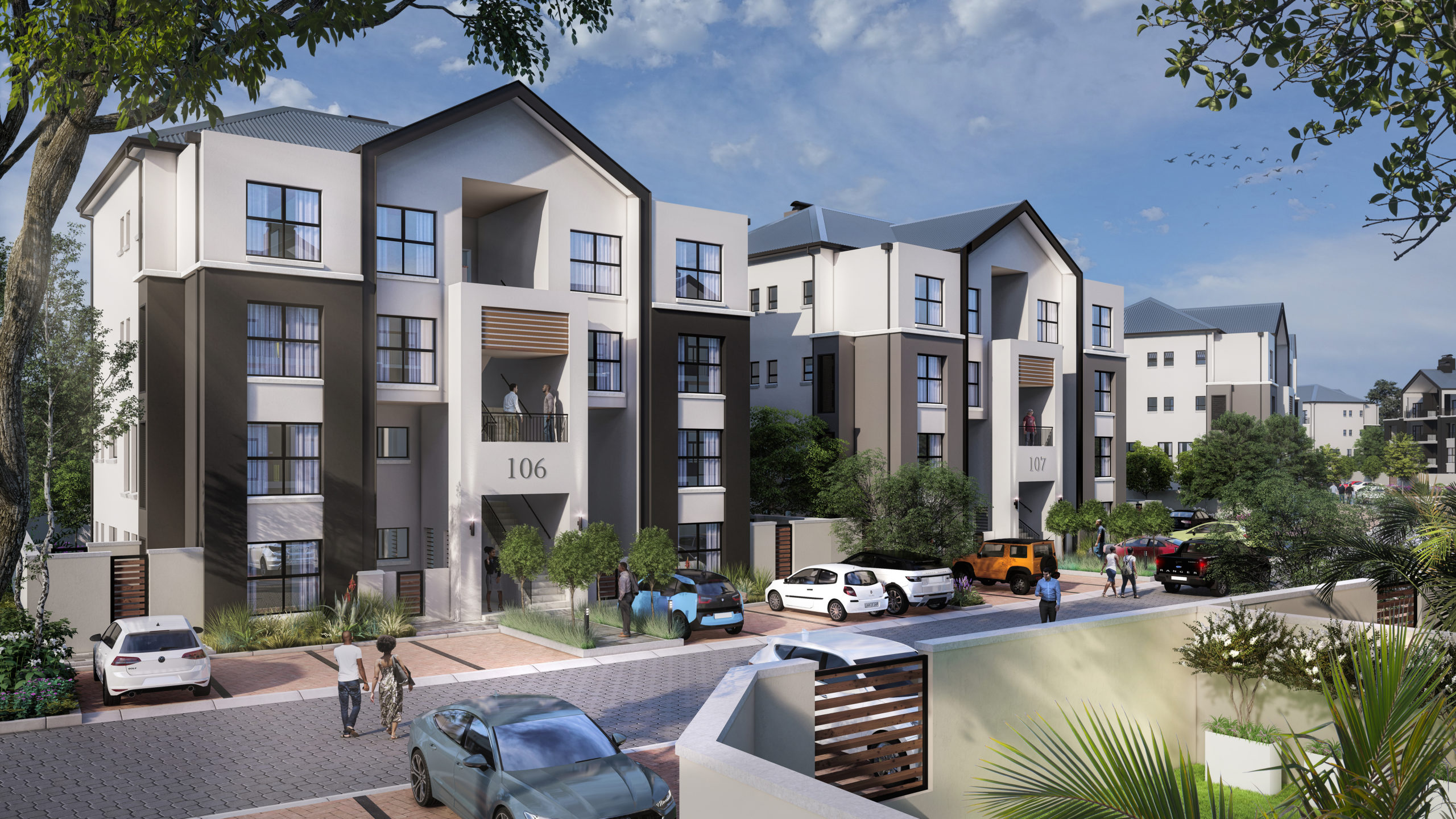 The Polofields Lifestyle Estate – Village Collection